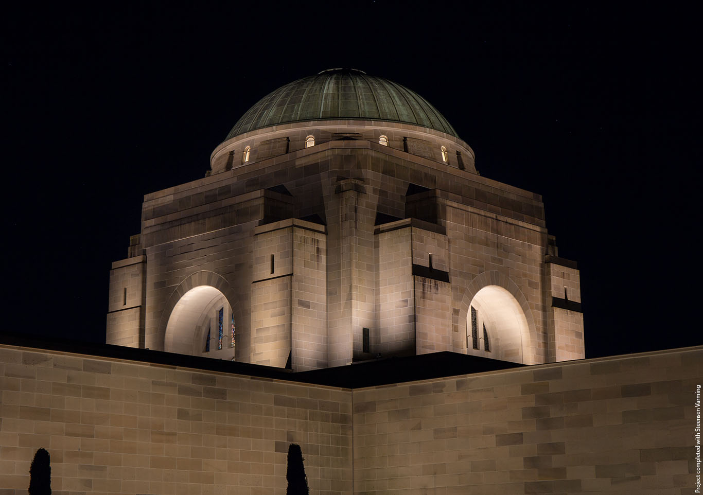Australian War Memorial - Hall of Memory